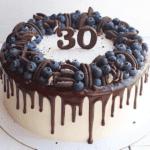 Торт без мастики з орео