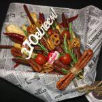 Їстівний букет з продуктів