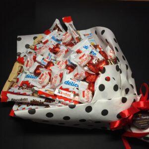 Букет із цукерків