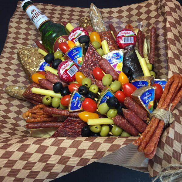 Пивний букет Мікс з продуктів