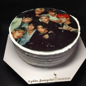 Торт BTS