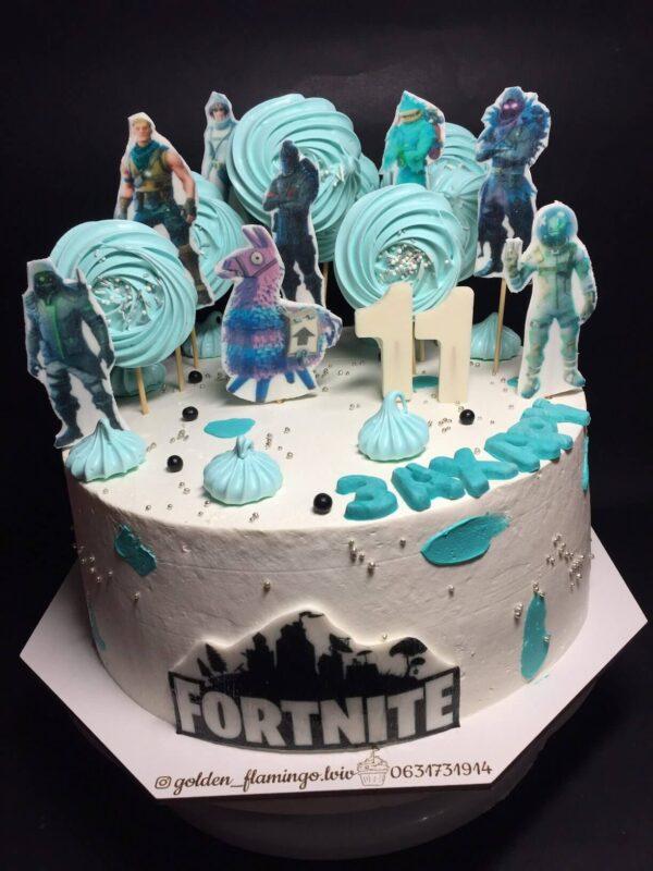 Торт Фортнайн