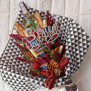 Їстівний букет на день народження