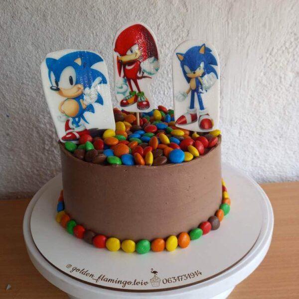 Торт Sonic