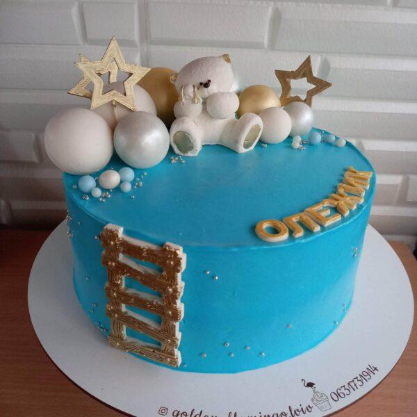 торт для хлопчика