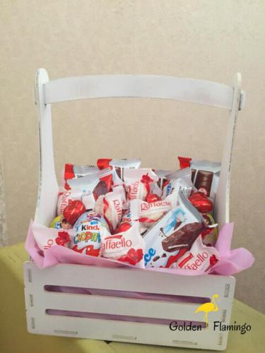 Ящик із солодощами